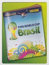 Panini Sticker Fußball WM 2014 Special Edition Sondersticker Sammelalbum Update