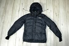 BERGANS OF NORWAY ORYGINAL MEN'S  DOWN PUFFER JACKET WITH HOOD size S