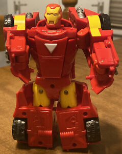 Transformers Marvel Universe Comics Iron Man Vehicle C-001D 2009 Hasbro