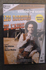 DVD western les rodeurs de l'aube TBE 1955 avec randolph scott