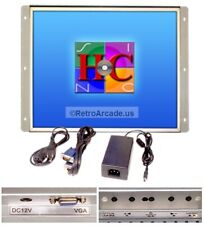 17 Inch Arcade Game LCD Monitor for Arcade Cabinets - MAME and Jamma