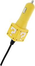Nintendo Switch and Nintendo Switch Lite Officially Licensed Car Charger - Block