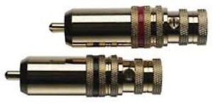Cinch Stecker High End Paar CIST 126