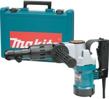 Makita Demolition Breaker Hammer Concrete Drill Hm0810B 3/4 in Hex Corded Case
