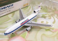 HERPA 560795 - 1:400 - Aeroflot - McDonnell Douglas - DC-10-40F - OVP - #N5895