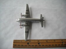 DINKY TOYS VIKING TWIN ENGINE AIRPLANE WITH PROPS MADE IN ENGLAND
