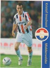 Plus 2006/2007 Panini Like sticker #280 Kristof Imschoot Willem II Tilburg
