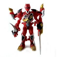 Animalized Tiger Ranger Power Rangers Jungle Fury Figure 100% Complete 2008