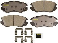 For Buick Chevy GMC Saab Front Disc Brake Ceramic Pads Monroe Brakes CX1421