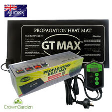 GT Propagation Seedling Heat Mat 525mm x 250mm + Digital Heat Mat Thermostat