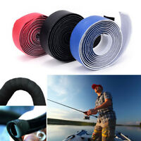 2pcs Bike Cycling Cork Handlebar Tape Wrap+2 Bar Plug Carbon Fiber Belt Strap Ah