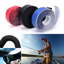 2pcs Bike Cycling Cork Handlebar Tape Wrap+2 Bar Plug Carbon Fiber Belt Strap Ah