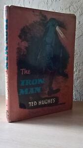 Ted Hughes, The Iron Man, George Adamson (Illustrator), 1971