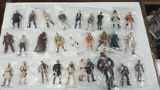 Lot of 35 Star Wars Action Figures