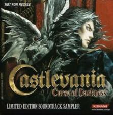 Castlevania: Curse Of Darkness: Limited Edition Soundtrack Sampler CD video game