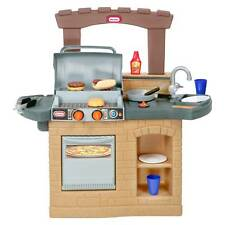 Little Tikes Cook 'n Play Outdoor BBQ Play Set (633911M)
