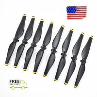 8Pcs  Fiber Composite unfoldable Propeller Props Blades for DJI Mavic air