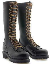 "Wesco Voltfoe 16"" Black Boots EHBK 5716109"