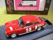 1/43 Bang 7206 Alfa Romeo Giulietta 1a serie rally del Sestiere'58 #58 Berlín