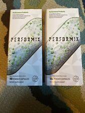 2 Performix Performance Probiotic 30 Powder Capsules 01/2020