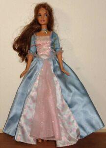 2004 Princess And The Pauper Barbie Erika Doll