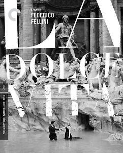 La Dolce Vita - The Criterion Collection Blu-Ray NUOVO