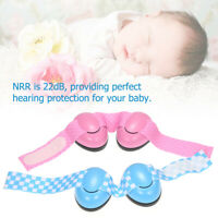 Baby Infant Earmuffs Hearing Protection Kids Newborn Ear Muffs Noise Reducing