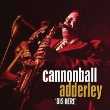 Cannonball Adderley DIS HERE Proper Box Set BEST OF 57 SONGS Jazz NEW 4 CD