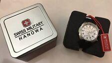 Swiss Military Hanowa 06-4265.04.001.07 Gents Swiss Made Watch NEW