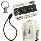 Leather Neck Shoulder Strap Metal Lug For Rollei 35 Classic 35S 35TE 35SE Camera