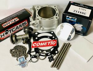 DRZ400 DRZ 400 400S 400E Big Bore Kit Stage 2 Hotcams 94mm Cylinder Kit 434 JE