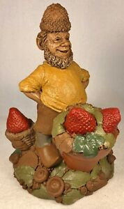 BUMPER-R 1996~Tom Clark Gnome~Cairn Studio Item #5314~Edition #66~Story Included
