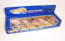 HOT WHEELS MATTEL VINTAGE 1987 Blackwall azione comando 5 Auto Regalo Pak-Nuovo di zecca con scatola