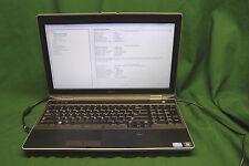 Dell Latitude E6530  i7-3720QM 2.60GHz /8GB/320GB/ Nvidia 5200/Backlit KB #4674