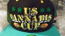 HIGH-TIMES MEDICAL CANNABIS CUP MICHIGAN 2017 OFFICIAL SNAP BACK HAT ADJUSTABLE