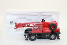 KK Conrad 2089 DEMAG AC 25 Car Crane with Original OB SCHOLPP 1:50 New KK