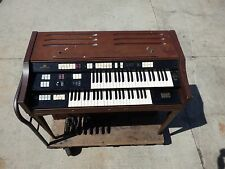 Early 1960s Wurlitzer Multi Matic Percussion Electric Organ Vintage Model 4140