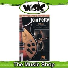 New Guitar Chord Songbook Tom Petty - Chords & Lyrics Music Book