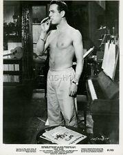 PAUL NEWMAN PARIS BLUES  1961 VINTAGE PHOTO ORIGINAL #7