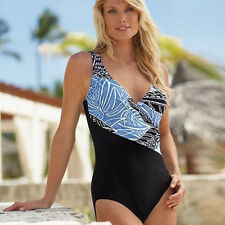 Women Christina Swimsuit coverup one piece 1pc 12