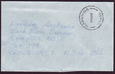 """Queensland Postmark """"Karumba"""" On 1987 Commercial Cover (Ps6176)"""