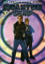 *NEW* Quantum Leap Complete Second 2nd Season In Shrink Wrap Packaging