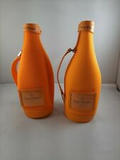 New listing Veuve Clicquot Insulated Ice Bottle Jacket for Champagne Brut 750 ml / 2