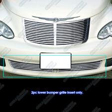 Fits 2006-2010 Chrysler PT Cruiser Bumper Perimeter Grille Grill Insert