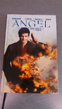 ANGEL AFTER THE FALL VOL 4 IDW PUBLISHING HARDCOVER GRAPHIC NOVEL WHEDON & LYNCH