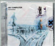 RADIOHEAD CD OK COMPUTER nuovo SIGILLATO sealed MADE IN ITALY 2008 Mondadori ED.
