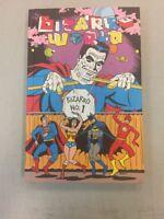 Bizarro World 1 Hardcover Book Superman Batman Wonder Woman Flash Never Read