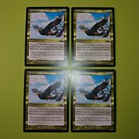 Ordered Migration x4 - Invasion - Magic the Gathering MTG 4x Playset