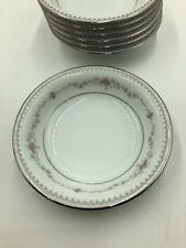 Noritake Fairmont pattern 6102 Fruit Berry Sauce Bowls