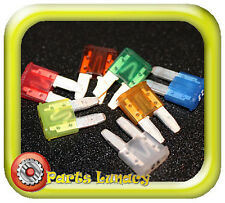 FUSE Micro2 Style 9mm MIX 5 7.5 10 15 20 25 30 x1 EA FOR Late Model Vehicles